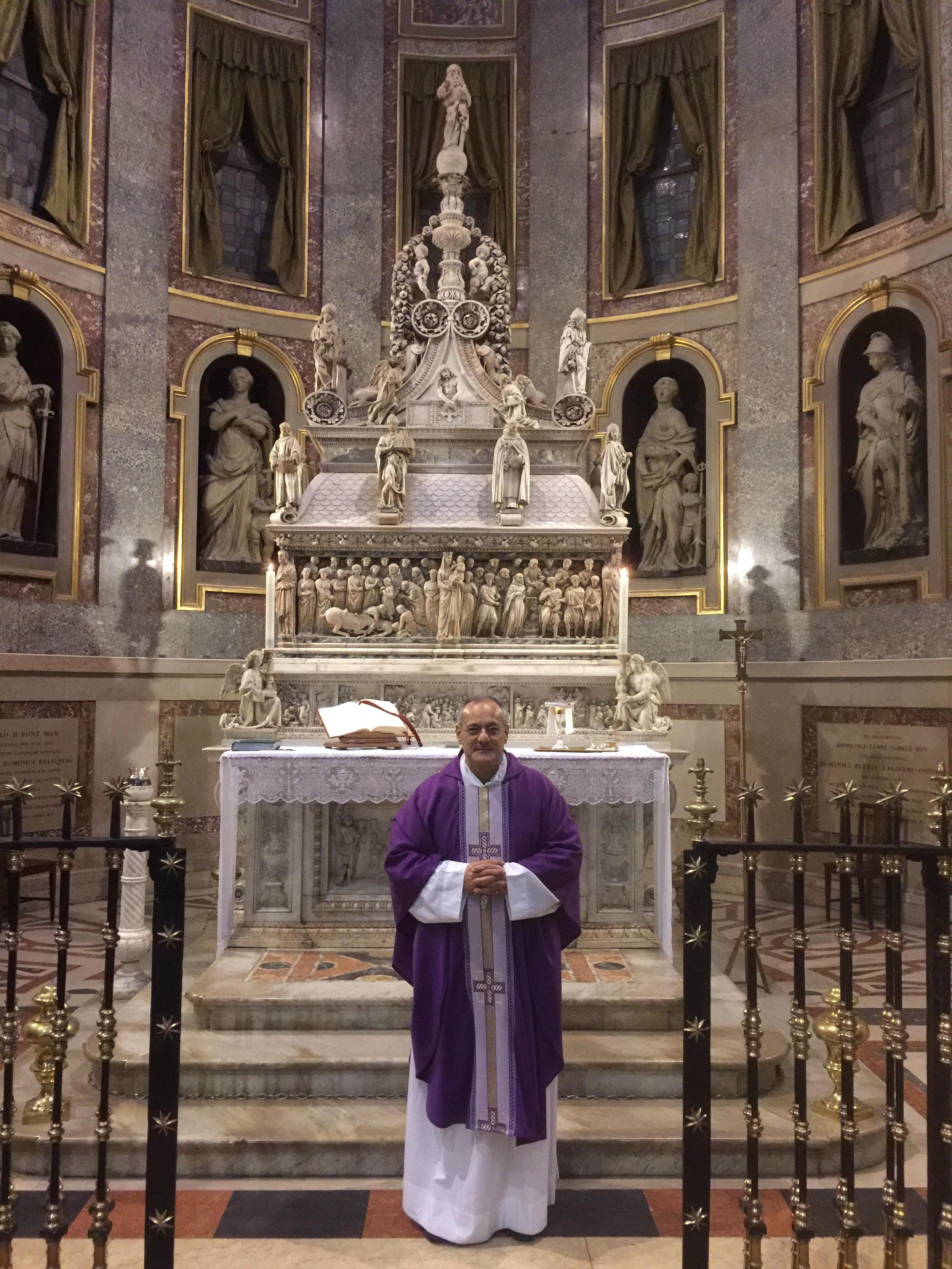 Arca di San Domenico, Bologna 8 marzo 2018