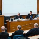 Presentazione del Corso fondamentale sul Diritto nella Chiesa, Pontificia Università della Croce, Roma 14 maggio 2018