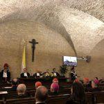 Inaugurazione dell'Anno Giudiziario 2019, Città del Vaticano, Aula Vecchia del Sinodo, 16 febbraio 2019