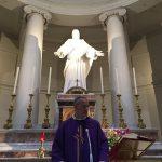 Parrocchia del SS. Salvatore, Terracina 8 marzo 2019, XXXIII Anniversario dell'Ordinazione Presbiterale