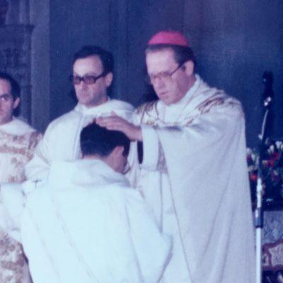 Ordinazione Presbiterale, Basilica di san Marco, Firenze 8 marzo 1986